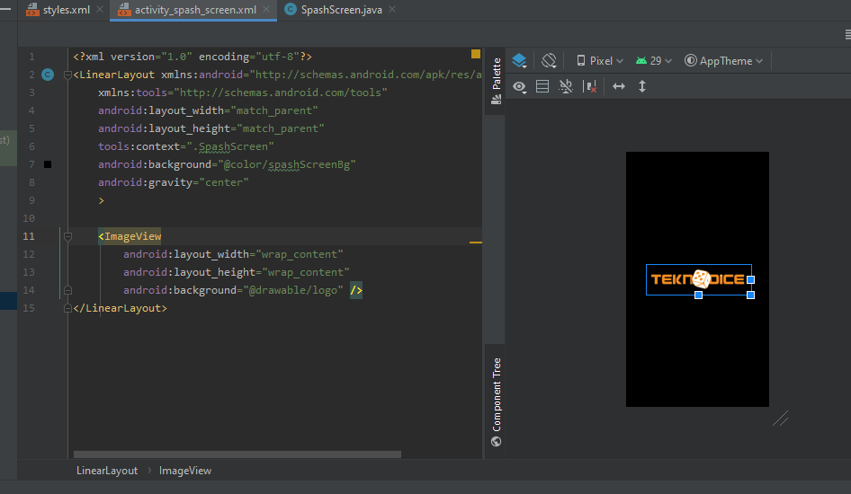 android-studio-ile-splash-screen-yapimi